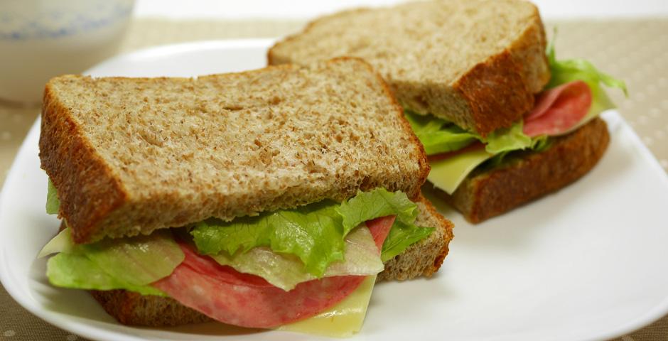 ソイブランパン サンドウィッチ