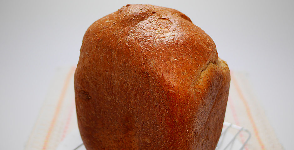 ソイブランパン焼き上がり