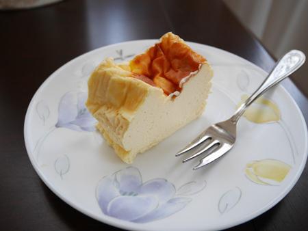 ( 糖質制限チーズケーキ )