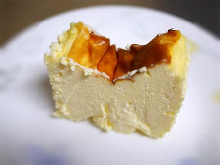( チーズケーキ )