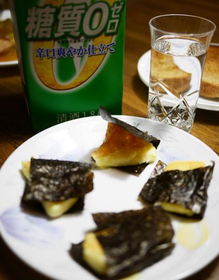 ( 糖質0の日本酒 )