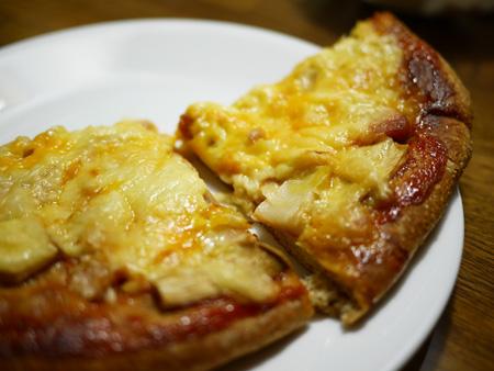 ( わけあってピザに変身 )
