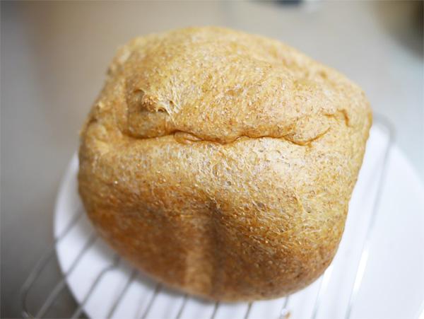 ( ブランパン5枚切サイズ0.75斤です )
