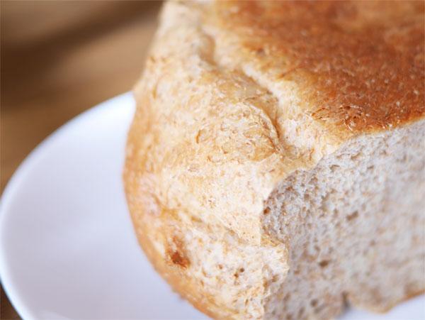 ( 糖質89%オフオリーブオイルパン焼きました )