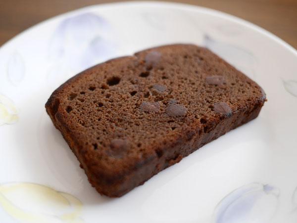 ( ローソン ブランのチョコレートパウンドケーキ )