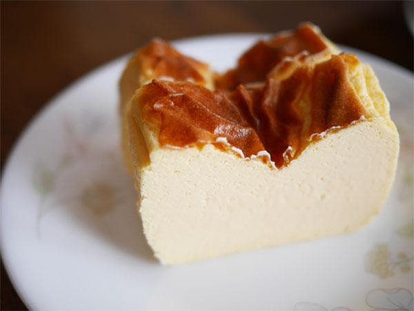 ( 糖質制限 幸せチーズケーキ焼きました )