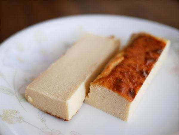 ( 1日おいたおからでチーズケーキ )