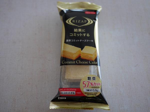 (  ライザップ監修 濃厚コミットチーズケーキ )
