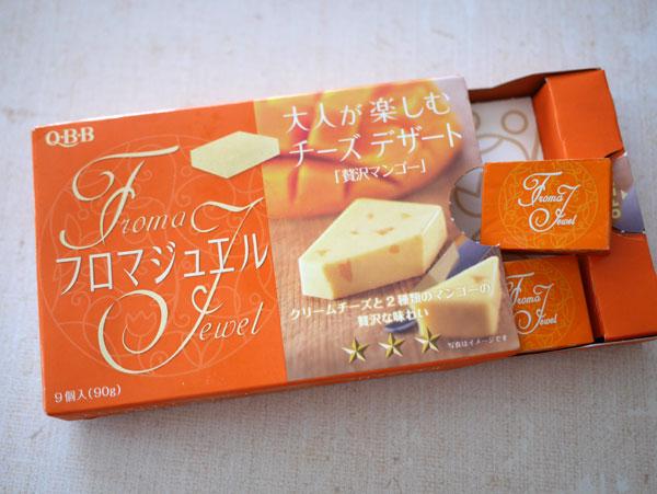 ( フロマジュエル 大人が楽しむチーズデザート 贅沢マンゴー凍らせました♪ )