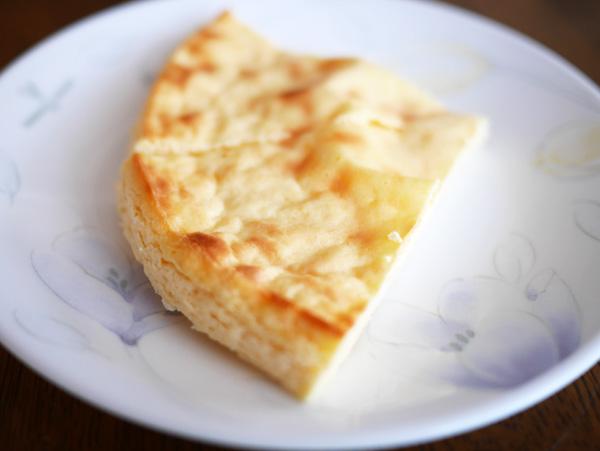 ( 糖質制限 幸せチーズケーキ太らない 焼きました )